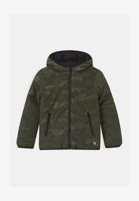 s.Oliver - LANGARM - Zimní bunda - khaki/oliv - 0