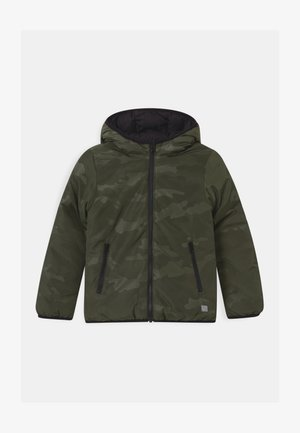 LANGARM - Winter jacket - khaki/oliv