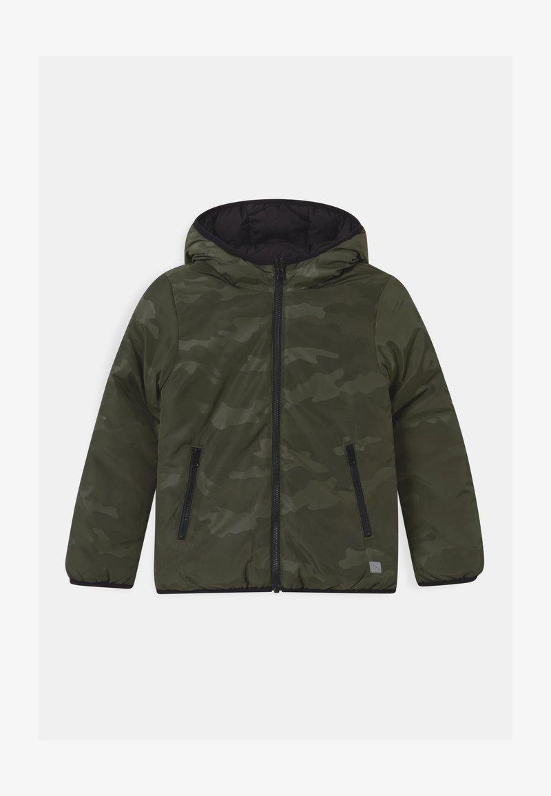 s.Oliver - LANGARM - Zimní bunda - khaki/oliv
