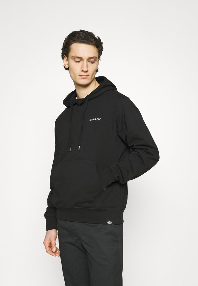 LORETTO HOODIE - Sweatshirt - black