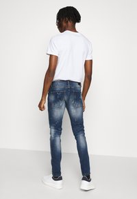 Kings Will Dream - ROMMIE - Slim fit jeans - indigo wash - 2