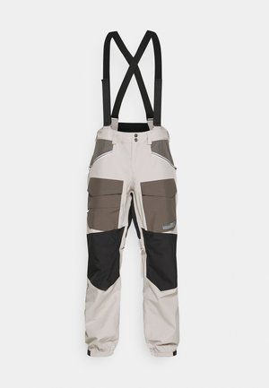 GORE BANSHY - Snow pants - castlerock multi