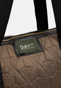 DAY ET - GWENETH DECOR BAG - Tote bag - chocolate chip - 3