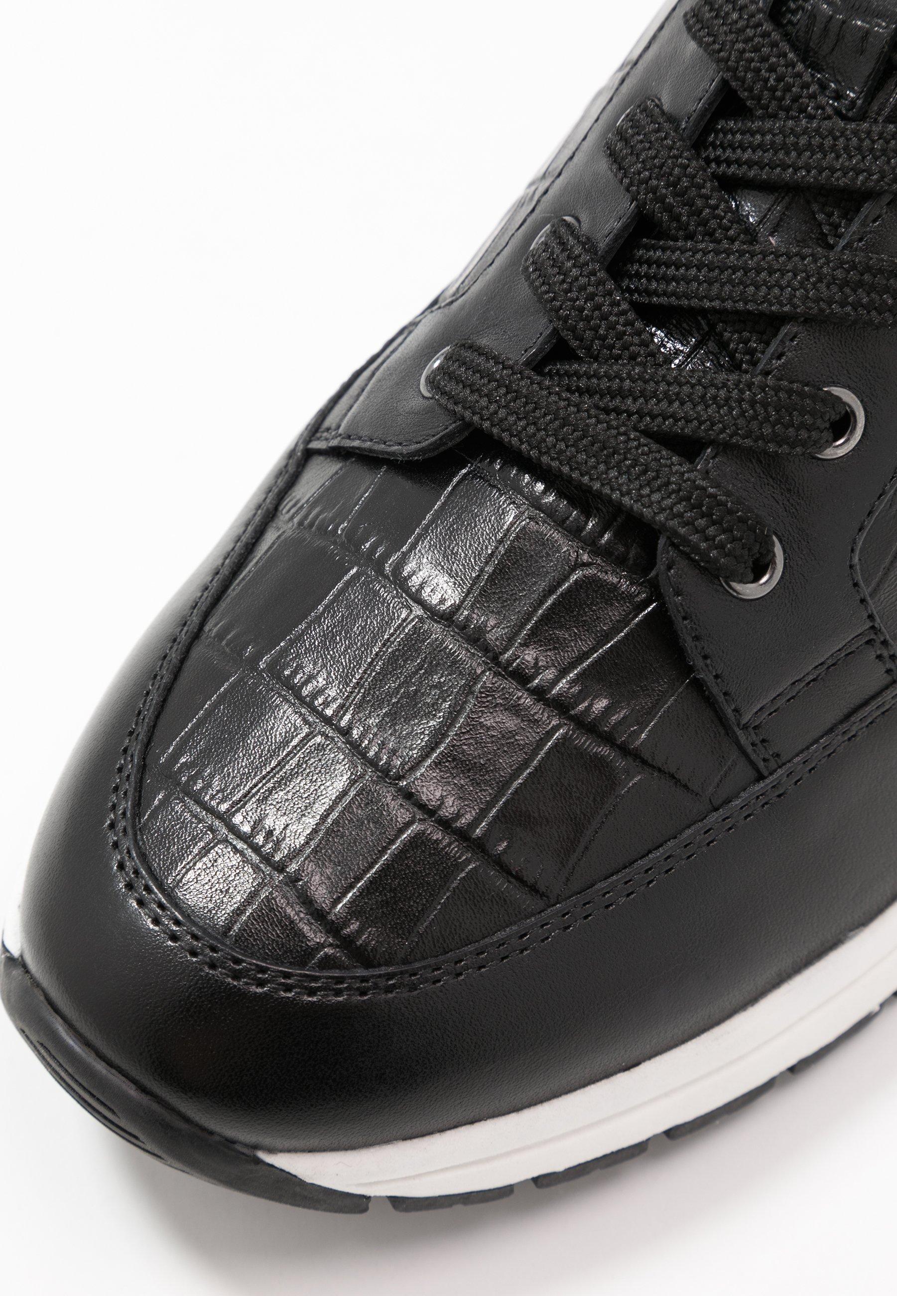 Limité Nouveau Meilleurs prix Caprice LACE-UP Baskets basses black sjvCL