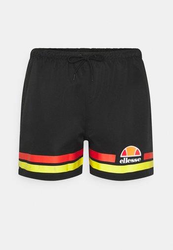 TELLO SWIM - Swimming shorts - black
