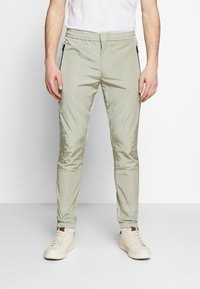 Paul Smith - GENTS DRAWCORD TROUSER - Tracksuit bottoms - light green - 0