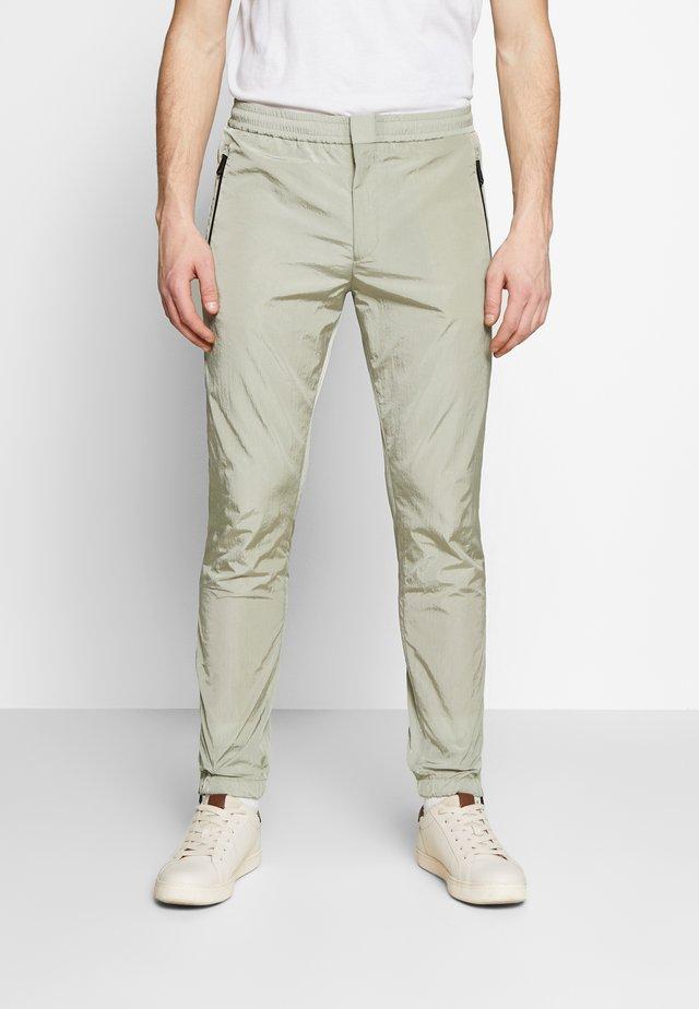 GENTS DRAWCORD TROUSER - Pantalon de survêtement - light green