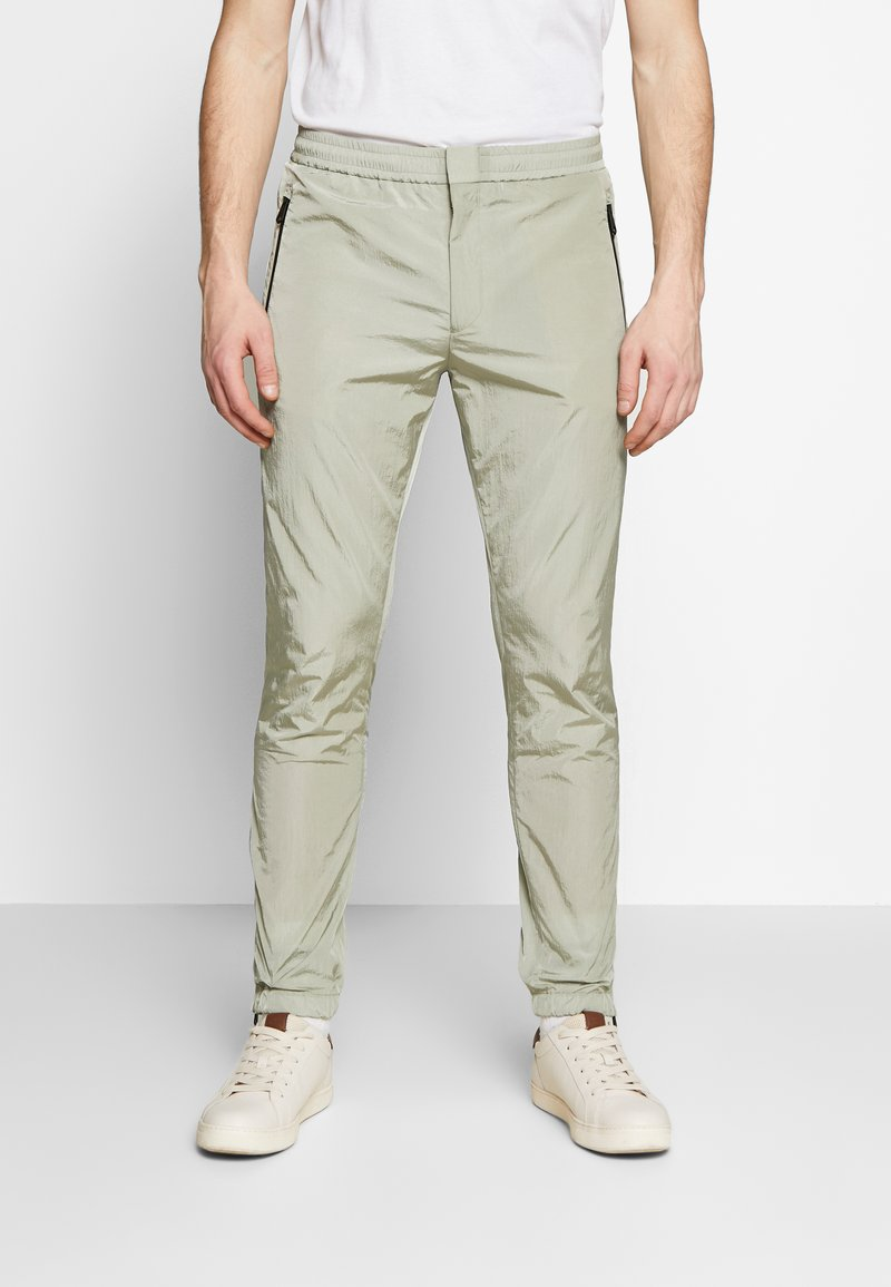 Paul Smith - GENTS DRAWCORD TROUSER - Tracksuit bottoms - light green