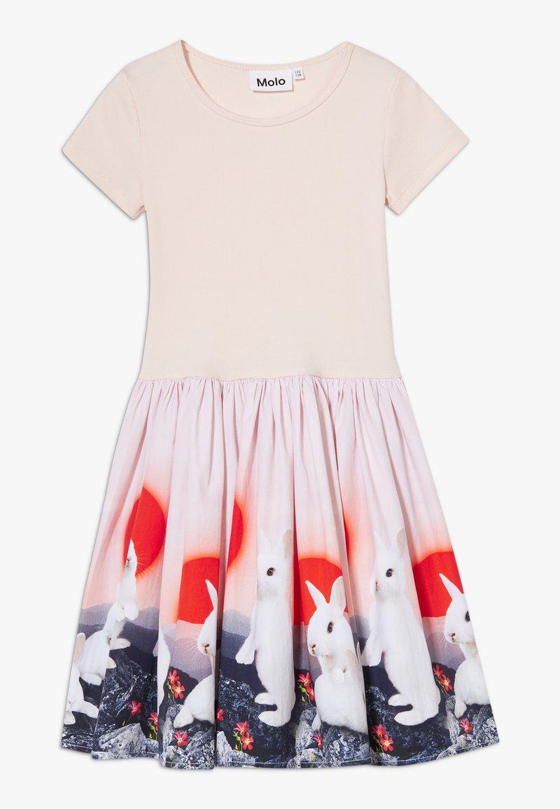 Molo - CISSA - Korte jurk - multicoloured