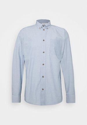 ZACH - Camicia - bluestone