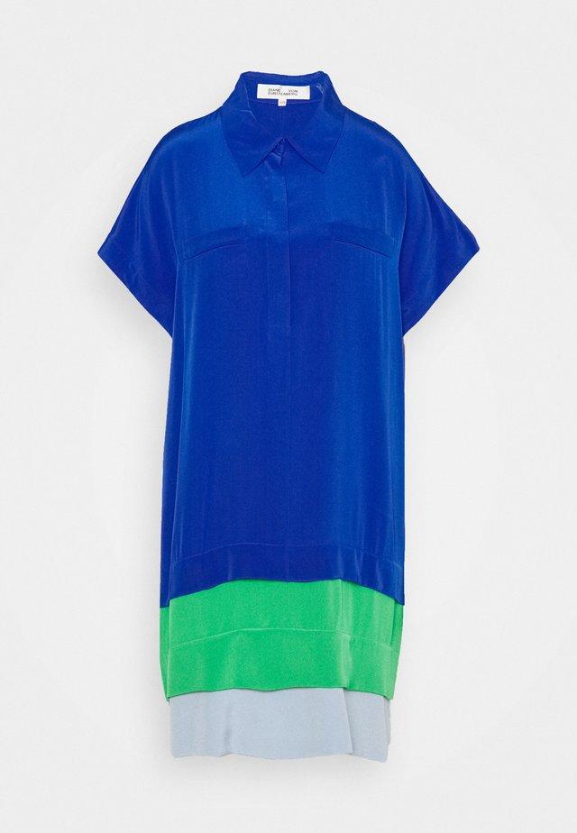 Freizeitkleid - blue