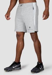 MOROTAI - KURZE  NEOTECH  - Sports shorts - hellgrau - 0
