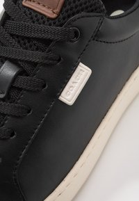 Coach - SIGNATURE - Trainers - black/chalk - 5