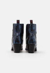 Jeffery West - VEGAN MURPHY CHELSEA - Cowboy/biker ankle boot - ocean - 2