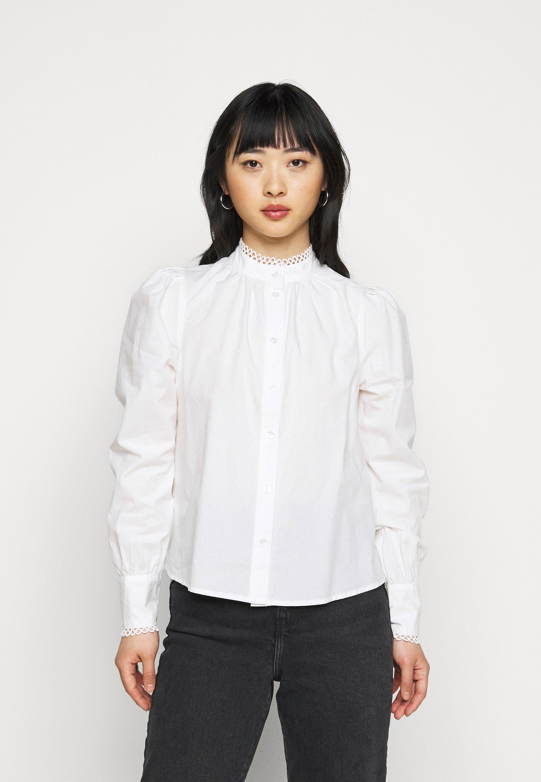 Women ONLVINA - Button-down blouse