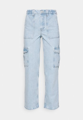 SKATE JEAN - Jeans relaxed fit - summer bleach