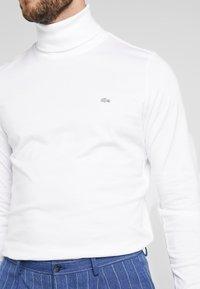 Lacoste - T-shirt à manches longues - white - 4