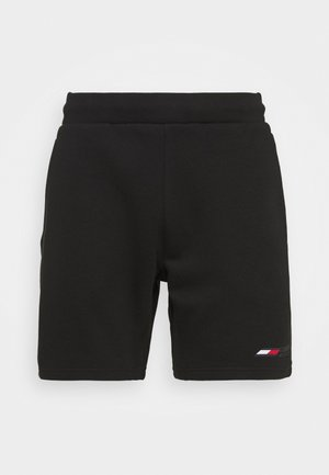 LOGO SHORT - Sports shorts - black