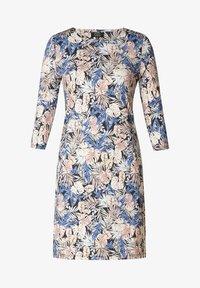 Ivy Beau - RYANNE - Day dress - maya blue/multi-colo - 2