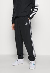 adidas Performance - Tuta - black/white - 3