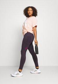 adidas Performance - ASK LONG  - Leggings - noble purple - 1