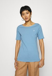 Marc O'Polo - SHORT SLEEVE ROUNDNECK - Basic T-shirt - northern sky - 3