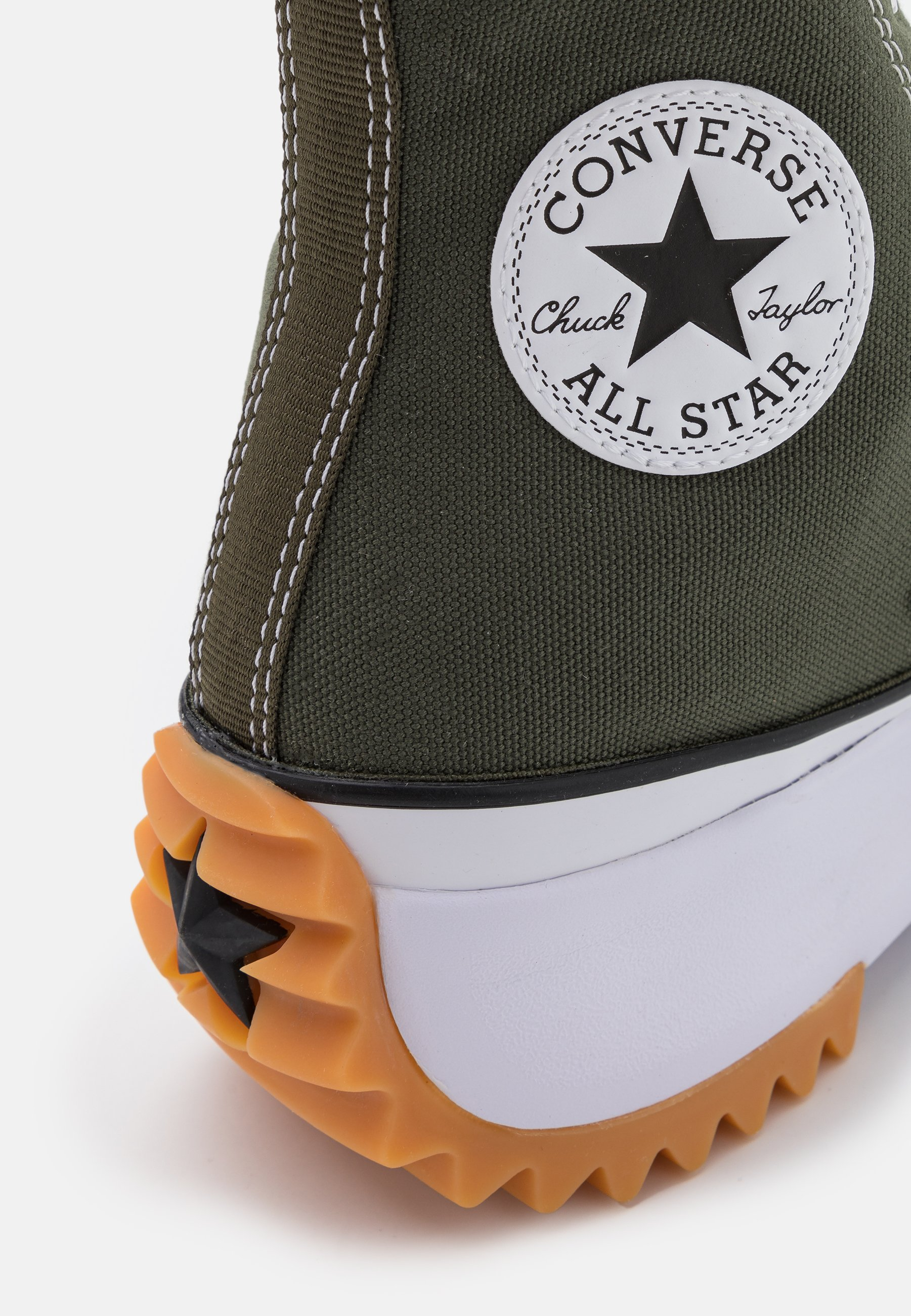 Men RUN STAR HIKE RECYCLED UNISEX - High-top trainers
