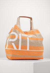 Esprit - CASSIETO - Shopping bag - orange - 2