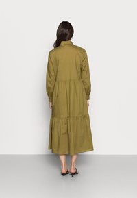 Esprit Collection - Shirt dress - olive - 2