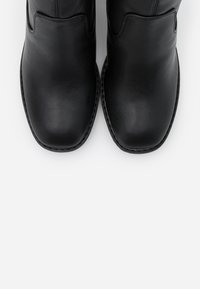 Even&Odd Wide Fit - Classic ankle boots - black - 5