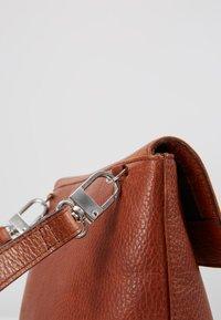 Royal RepubliQ - PURE EVENING BAG - Across body bag - cognac - 6