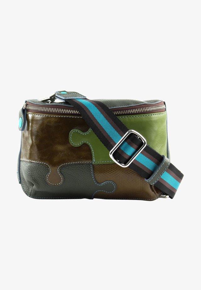 MARIKA - Bum bag - dark green
