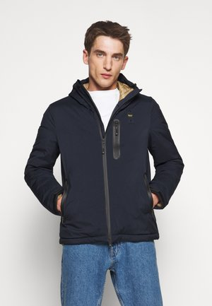 GIUBBINI CORTI IMBOTTITO OVAT - Light jacket - dark navy