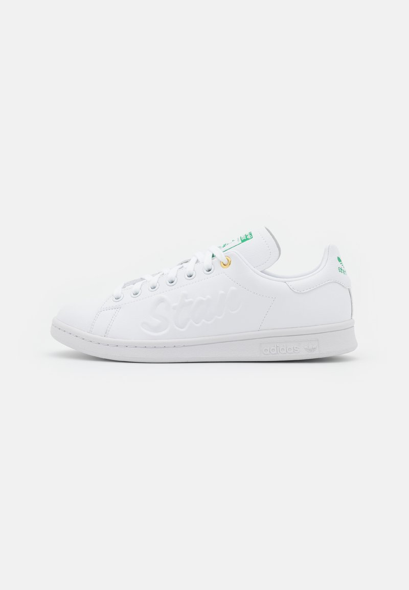 adidas Originals - STAN SMITH - Zapatillas - footwear white/green