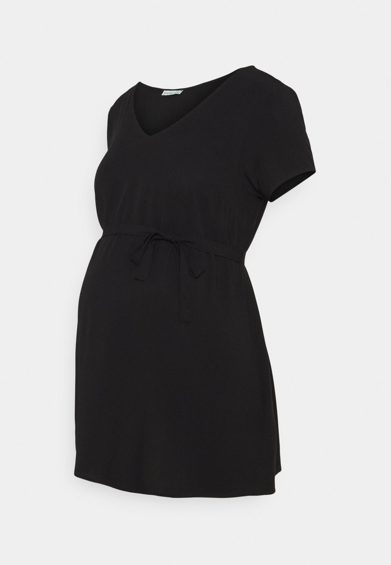 Anna Field MAMA - T-shirts basic - black