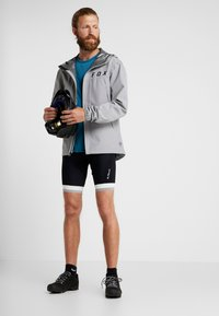 Fox Racing - RANGER WATER JACKET - Waterproof jacket - grey - 1