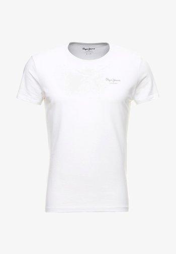 ORIGINAL BASIC - Basic T-shirt - blanco