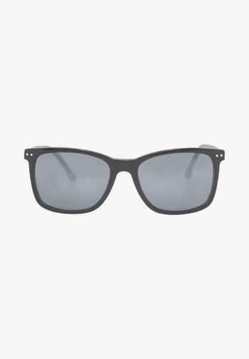 WAYFARER  - Sunglasses - black-white-grey