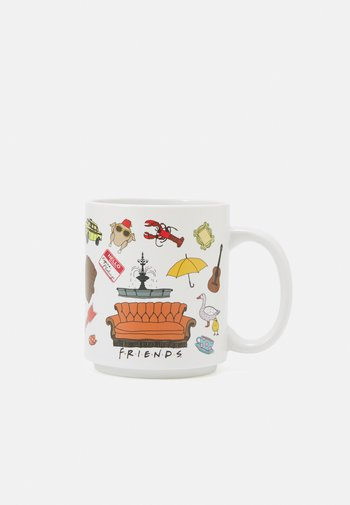 DAILY MUG UNISEX 4 PACK - Other accessories - multi-coloured