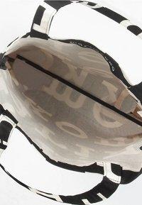 Marimekko - Tote bag - black/off white - 3