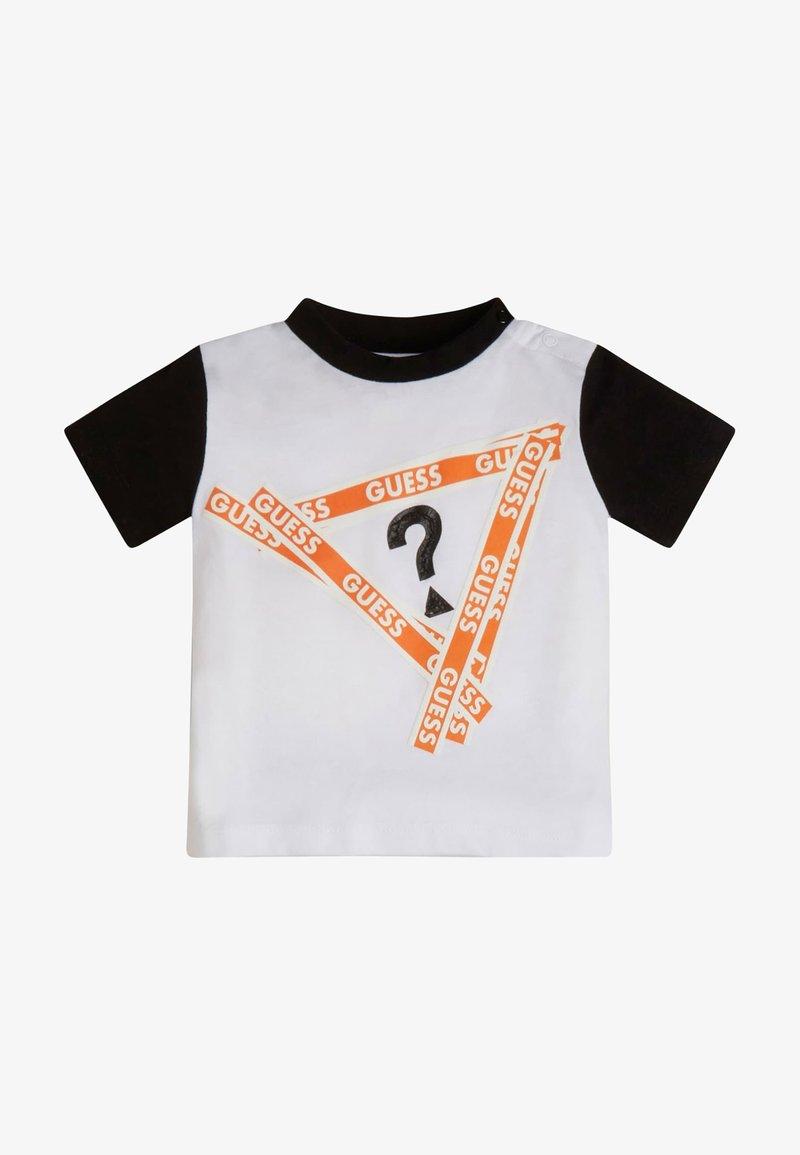 Guess - T-shirt print - weiß