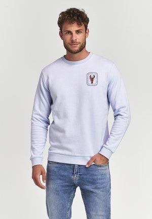 LOBSTER  - Sweater - light blue
