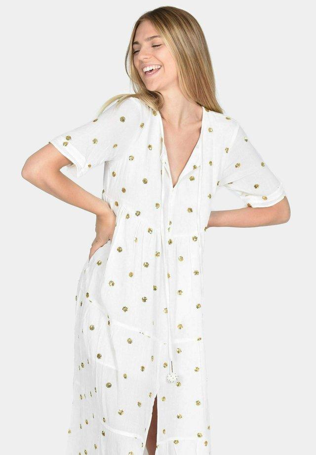 Vestito lungo - white