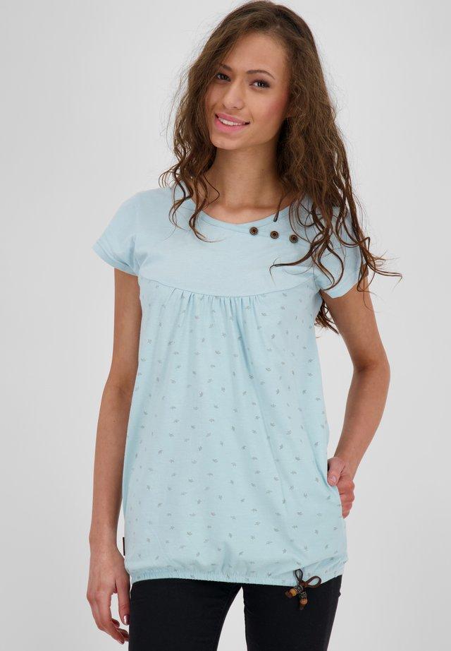 SUMMERAK - Print T-shirt - ice
