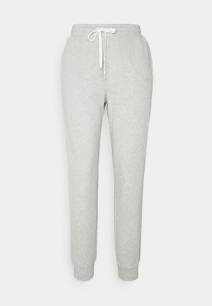 JOGGER - Tracksuit bottoms - grey marle