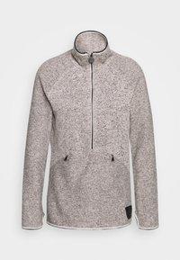 SNOW CITY - Fleece jumper - chateau gray