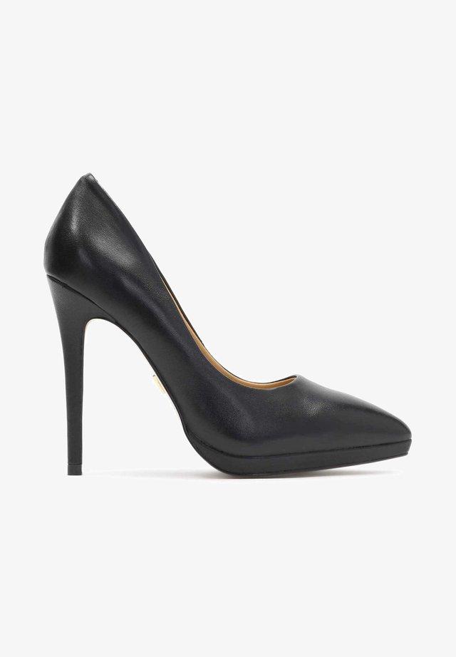 GERBERA - Højhælede pumps - black