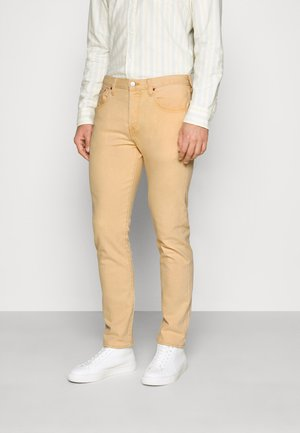 501® SLIM TAPER - Jeans Slim Fit - fancy yellow