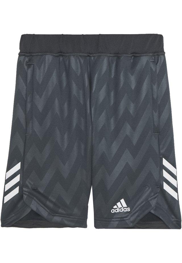 JB TR XFG SH - Short de sport - grey six/white