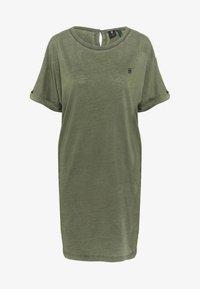 G-Star - JOOSA  - Jersey dress - asfalt - 0